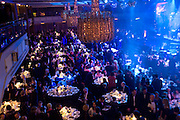 GREAT ROOM, The Laurence Olivier Awards, The Grosvenor House Hotel. Park Lane. London. 8 March 2009 *** Local Caption *** -DO NOT ARCHIVE -Copyright Photograph by Dafydd Jones. 248 Clapham Rd. London SW9 0PZ. Tel 0207 820 0771. www.dafjones.com<br /> GREAT ROOM, The Laurence Olivier Awards, The Grosvenor House Hotel. Park Lane. London. 8 March 2009
