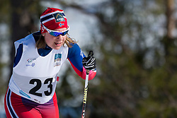 OLSEN Anne Karen, NOR, Middle Distance Cross Country, 2015 IPC Nordic and Biathlon World Cup Finals, Surnadal, Norway
