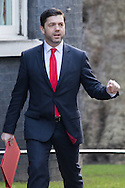 Wales Secretary Stephen Crabb arrives for Cabinet at Downing Street, London<br /> Picture by Paul Davey/Focus Images Ltd +447966 016296<br /> 16/03/2016