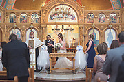 Early Fall Beautiful Hacienda Wedding