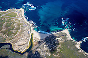 Margaret River Mouth @Martine Perret - Margaret River aerial shot. 6 May 2014