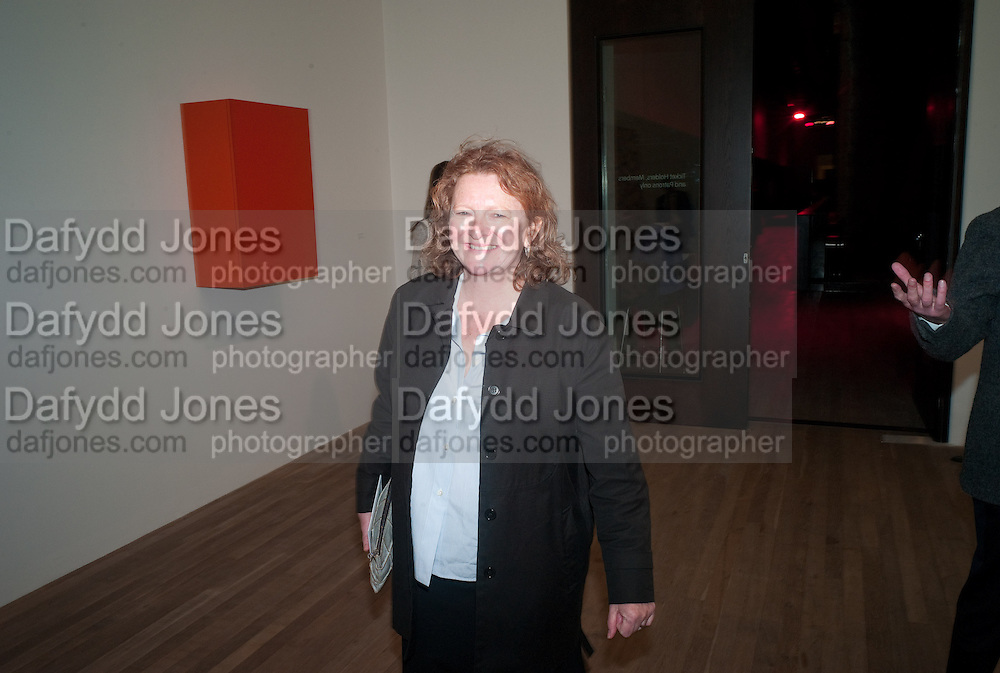 RACHEL WHITEREAD, Damien Hirst, Tate Modern: dinner. 2 April 2012.