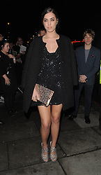 Amber Le bon attends the Elle Style Awards 2014 at one Embankment in London, UK. 18/02/2014<br /> BYLINE MUST READ : GOTCHAIMAGES.COM<br /> <br /> Copyright by © Gotcha Images Ltd. All rights reserved.<br /> Usage of this image is conditional upon the acceptance <br /> of Gotcha Images Ltd, terms and conditions available at<br /> www.gotchaimages.com