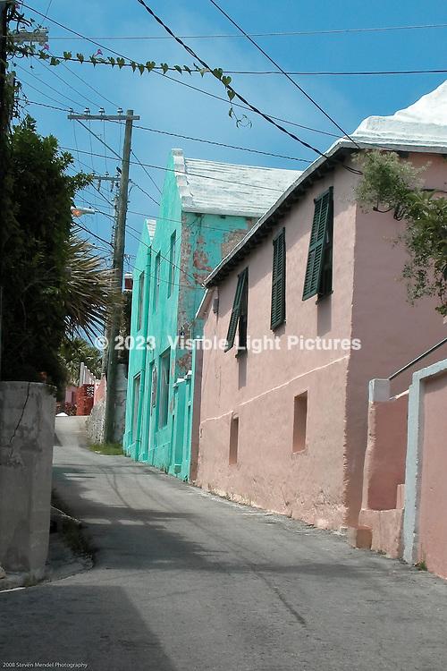 Bermuda Street in St. George