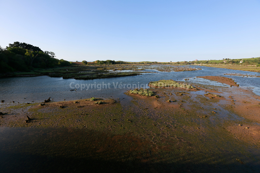 Ria de Santillana del mar, Région de Villa Viciosa, Espagne