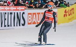 18.01.2020, Hochfirstschanze, Titisee Neustadt, GER, FIS Weltcup Ski Sprung, im Bild Stephan Leyhe (GER) // Stephan Leyhe of Germany during the FIS Ski Jumping World Cup at the Hochfirstschanze in Titisee Neustadt, Germany on 2020/01/18. EXPA Pictures © 2020, PhotoCredit: EXPA/ JFK