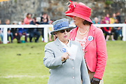 Judging at the 93rd annual Connemara Pony show in Clifden Co. Galway  Photo:Andrew Downes, XPOSURE <br />   Photo: Andrew Downes, Xposure.