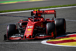 August 30, 2019, Spa-Francorchamps, Belgium: Motorsports: FIA Formula One World Championship 2019, Grand Prix of Belgium, ..#16 Charles Leclerc (MCO, Scuderia Ferrari Mission Winnow) (Credit Image: © Hoch Zwei via ZUMA Wire)