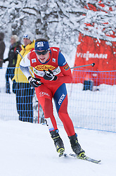 16.12.2017, Nordische Arena, Ramsau, AUT, FIS Weltcup Nordische Kombination, Langlauf, im Bild Tomas Portyk (CZE) // Tomas Portyk of Czech Republic during Cross Country Competition of FIS Nordic Combined World Cup, at the Nordic Arena in Ramsau, Austria on 2017/12/16. EXPA Pictures © 2017, PhotoCredit: EXPA/ Martin Huber