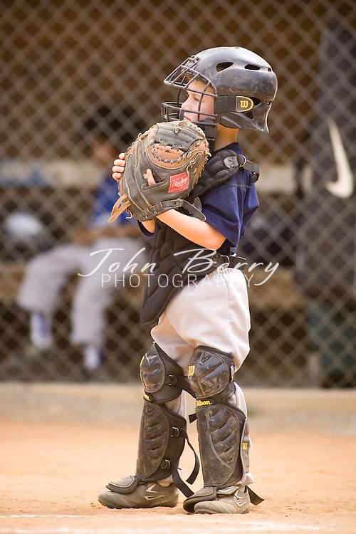 MPR Rookie League Baseball .Royal vs Navy .4/19/2008..