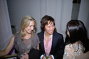 Anouskha Menzies and Andy Wong, Garrard Colour And Cocktail Party, Garrard, 24 Albemarle Street, London. 10 May 2007. -DO NOT ARCHIVE-© Copyright Photograph by Dafydd Jones. 248 Clapham Rd. London SW9 0PZ. Tel 0207 820 0771. www.dafjones.com.