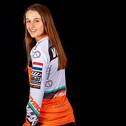 PAPENDAL (NED) BMX <br />Monique van der Valk