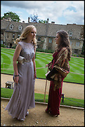LAURA GRIERSON; KAY DOUGLAS, The Tercentenary Ball, Worcester College. Oxford. 27 June 2014