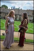 LAURA GRIERSON; KAY DOUGLAS, The Tercentenary Ball, Worcester College. Oxford. 27 June 2014