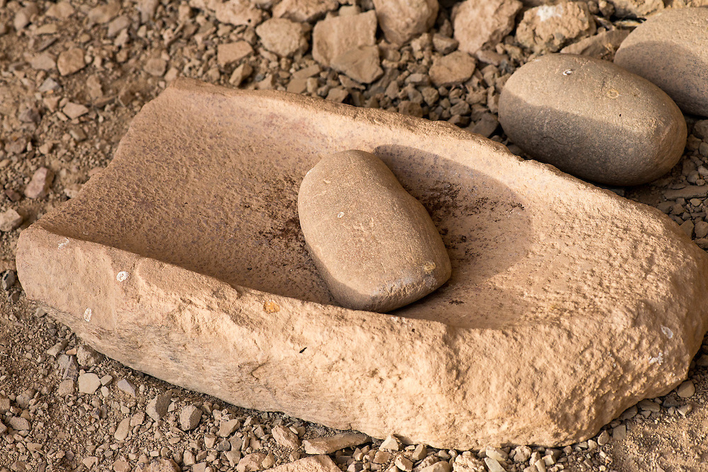 Metate and Mano