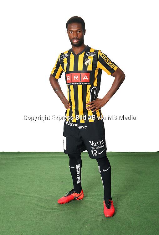Mohammed Abubakari<br /> Helfigur<br /> @Leverans<br /> Allsvenskan 2016<br /> Fotboll
