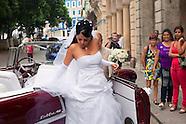 Palacio de los Matrimonios Marriage Palace, Havana Vieja, Cuba.