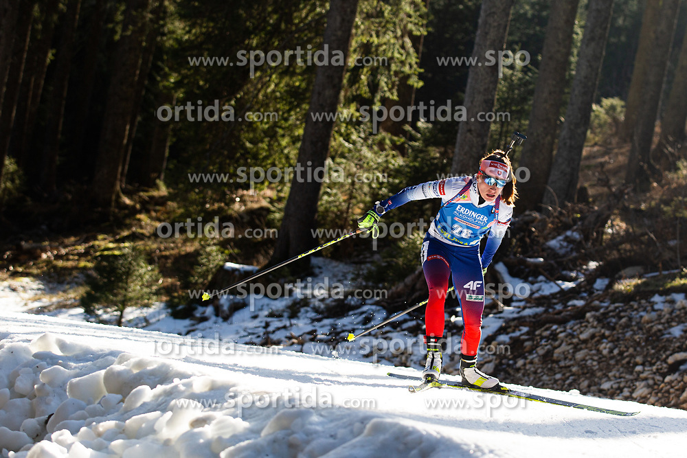 Paulina Fialkova (SVK) during the Women 15 km Individual Competition at day 2 of IBU Biathlon World Cup 2019/20 Pokljuka, on January 23, 2020 in Rudno polje, Pokljuka, Pokljuka, Slovenia. Photo by Peter Podobnik / Sportida