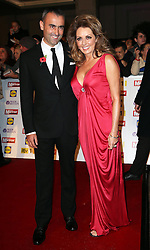 Carol Voderman with new boyfriend Graham Duff arriving at the Pride of Britain Awards in London, Monday, 29th October  2012 Photo by: Stephen Lock / i-Images