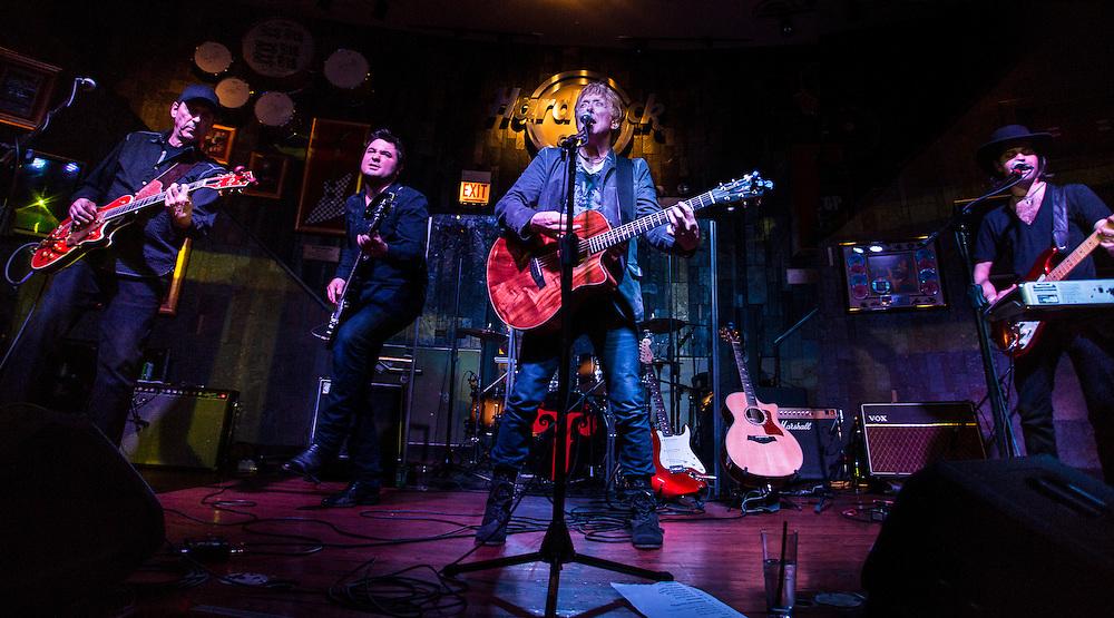 Tom Fuller Band at Hard Rock Cafe Chicago.