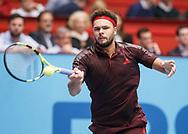 JO-WILFRIED TSONGA (FRA)<br /> <br /> Tennis - ERSTE BANK OPEN 2017 - ATP 500 -  Stadthalle - Wien -  - Oesterreich  - 28 October 2017. <br /> © Juergen Hasenkopf