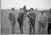 Golf Being Filmed at Portmarnock - Special for Bord Failte.27/05/1970