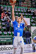 Scott Bamforth<br /> Banco di Sardegna Dinamo Sassari - Victoria Libertas VL Pesaro<br /> Legabasket Serie A LBA PosteMobile 2017/2018<br /> Sassari, 11/03/2018<br /> Foto L.Canu / Ciamillo-Castoria
