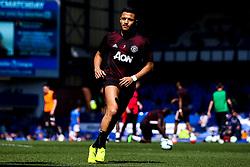 Alexis Sanchez of Manchester United - Mandatory by-line: Robbie Stephenson/JMP - 21/04/2019 - FOOTBALL - Goodison Park - Liverpool, England - Everton v Manchester United - Premier League