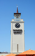 Farmers Market Clock Tower