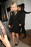 09.JANUARY.2013. LONDON<br /> <br /> CELEBS LEAVING THE SKETCH CLUB AFTER THE GQ MAGAZINE PRIVATE DINNER AND HARRY STYLES HELPS GIRL PICK UP THE CONTENTS OF HER BAG WHICH SHE DROPPED UNDER A CAR, LONDON<br /> <br /> BYLINE: EDBIMAGEARCHIVE.CO.UK<br /> <br /> *THIS IMAGE IS STRICTLY FOR UK NEWSPAPERS AND MAGAZINES ONLY*<br /> *FOR WORLD WIDE SALES AND WEB USE PLEASE CONTACT EDBIMAGEARCHIVE - 0208 954 5968*