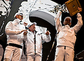 BMW Oracle Racing win the 33rd America's Cup