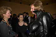 SOPHIA BUCKLEY, BASOLA VALLES AND GRAYSON PERRY, MA-08 In the Parallel. London College of Fashion  GRADUATE SHOW 2008 , Royal Academy of Arts <br />