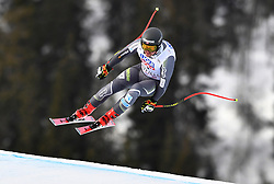 02.03.2019, Olympiabakken, Kvitfjell, NOR, FIS Weltcup Ski Alpin, Abfahrt, Herren, im Bild Serjersted Adrian Smiseth (NOR) // Serjersted Adrian Smiseth (NOR) in action during his run in the men's Downhill of FIS ski alpine world cup. Olympiabakken in Kvitfjell, Norway on 2019/03/02. EXPA Pictures © 2019, PhotoCredit: EXPA/ SM<br /> <br /> *****ATTENTION - OUT of GER*****