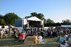 Bardfest, a small music festival in Bardwell, Suffolk, UK July 2019