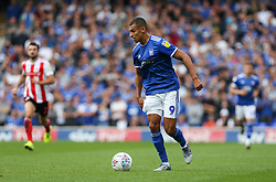 Kayden Jackson of Ipswich Town runs with the ball - Mandatory by-line: Arron Gent/JMP - 10/08/2019 - FOOTBALL - Portman Road - Ipswich, England - Ipswich Town v Sunderland - Sky Bet League One