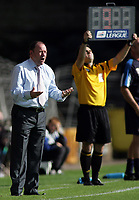 Photo: Paul Thomas.<br /> Port Vale v Bristol City. Coca Cola League 1. 23/09/2006.<br /> <br /> Gary Johnson, Bristol manager.