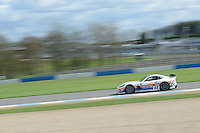 #48 Paul McNeilly/Jamie Stanley - Fox Motorsport, Ginetta G55 GT4 2014 British GT Media Day. Donington Park, Derby, United Kingdom. 8th April 2014. World Copyright: Peter Taylor/PSP. Copy of publication required for printed pictures. Every used picture is fee-liable. World Copyright: Peter Taylor/PSP. Copy of publication required for printed pictures. Every used picture is fee-liable. http://archive.petertaylor-photographic.co.uk