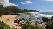 Mahaulepu Heritage Trail, Gillen Beach, Kauai, Hawaii