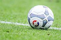 TILBURG - Willem II - Vitesse , Voetbal , Seizoen 2015/2016 , Eredivisie , Koning Willem II Stadion , 09-08-2015 , De nieuwe Derbystar bal met Willem II logo