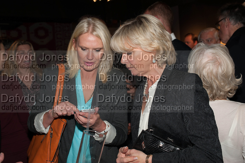 ANNEKA RICE; SUSANNA JONES, The launch of Nicky Haslam for Oka. Oka, 155-167 Fulham Rd. London SW3. 18 September 2013.