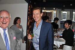 JAMES OGILVY at a party to celebrate the publication of 'Garden' by Randle Siddeley held at Linley, 60 Pimlico Road, London on 24th May 2011.