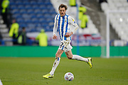 Richard Stearman of Huddersfield Town during the EFL Sky Bet Championship match between Huddersfield Town and Brentford at the John Smiths Stadium, Huddersfield, England on 18 January 2020.