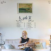 "Annalisa Tornfelt, ""The Number 8"" album back photo"