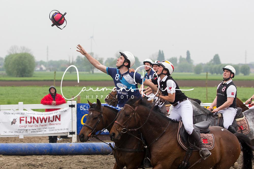 Praet Mathias, BEL, <br /> BK Horseball 2018<br /> © Sharon Vandeput<br /> 13:51:08