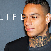 NLD/Amsterdam/20151110 - Life After Football Award 2015, Gregory van der Wiel