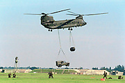 THE LAUNCH OF THE 16 AIR ASSAULT BRIGADE AT WATTISHAM AIRFIELD IN SUFFOLK.