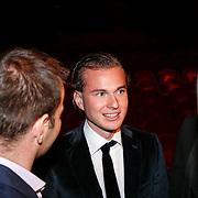 NLD/Amsteram/20121024- Presentatie biografie Joop van den Ende, Vincent van den ende