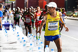 2019 IAAF World Athletics Championships, Doha, Qatar, September 27- October 6, Day 9<br /> Mens Marathon
