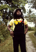 Sly and Robbie, Strawberry Hill Jamaica,1978,