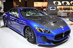 Maserati Rights Managed Stock Images